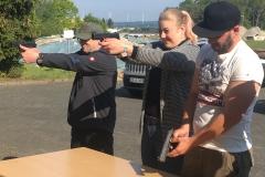 Ausbildung-an-der-Pistole