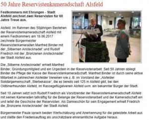 20170616 Artikel auf Homepage Stadt Alsfeld -01