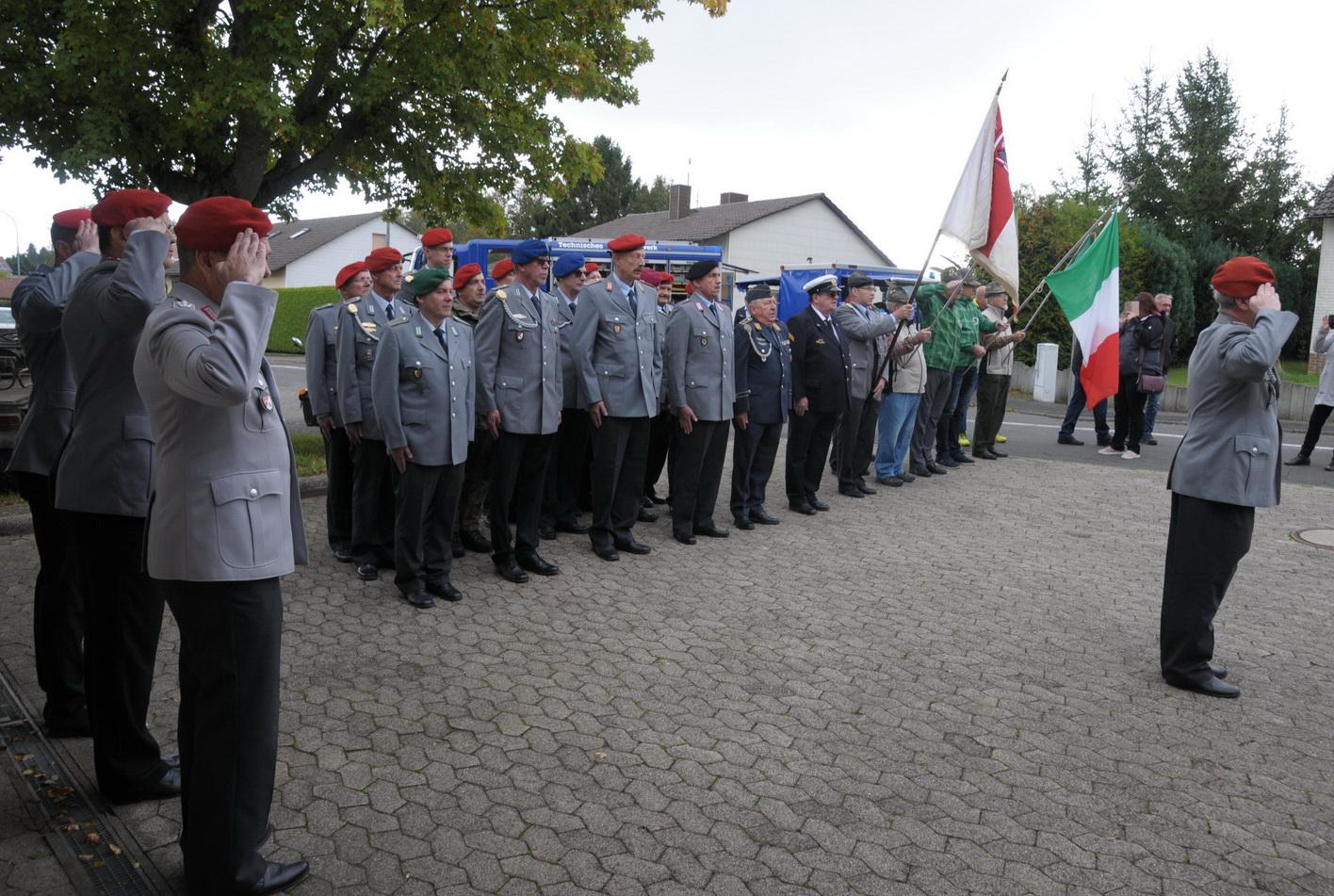 Flaggenparade 1