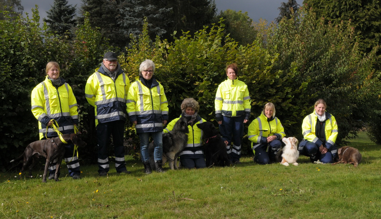 Rettungshundestaffel Hessen Ost