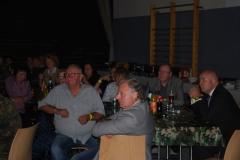 VIP-Gäste um Ortsvorsteher Englert und Konrad Dörner